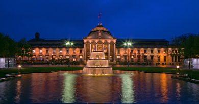 Najlepsze atrakcje i zabytki w Wiesbaden